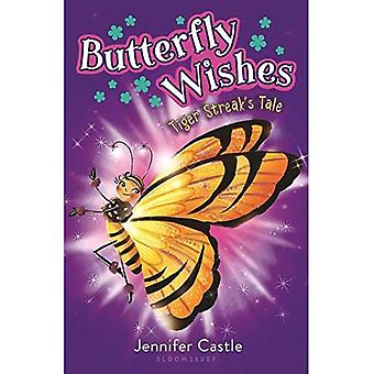 Butterfly Wishes: Tiger Streak's Tale (Butterfly Wishes)