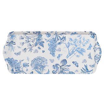 Pimpernel Botanic Blue Sandwich Tray