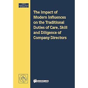 De Impact van moderne invloeden op de traditionele taken van zorg vaardigheid en toewijding van bedrijfsdirecteuren door Arsalidou & Demetra