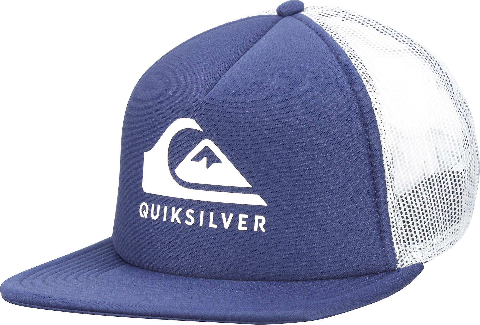 Quiksilver Mens Foamslayer Trucker Hat Hat