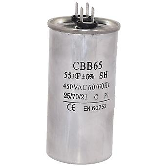 Universal 55UF/MFD AC Motor Start kondensator 450v