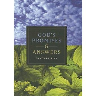 God's Promises & Answers  - For Your Life by Jack Countryman - Terri G
