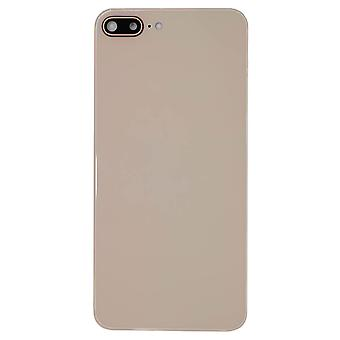 Strong Rear Glass Replacement - Rose - For iPhone 8 Plus