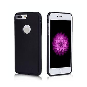 Stoff zertifiziert® iPhone 7 - Anti-Gravity Absorption Fall Abdeckung Cas Fall schwarz