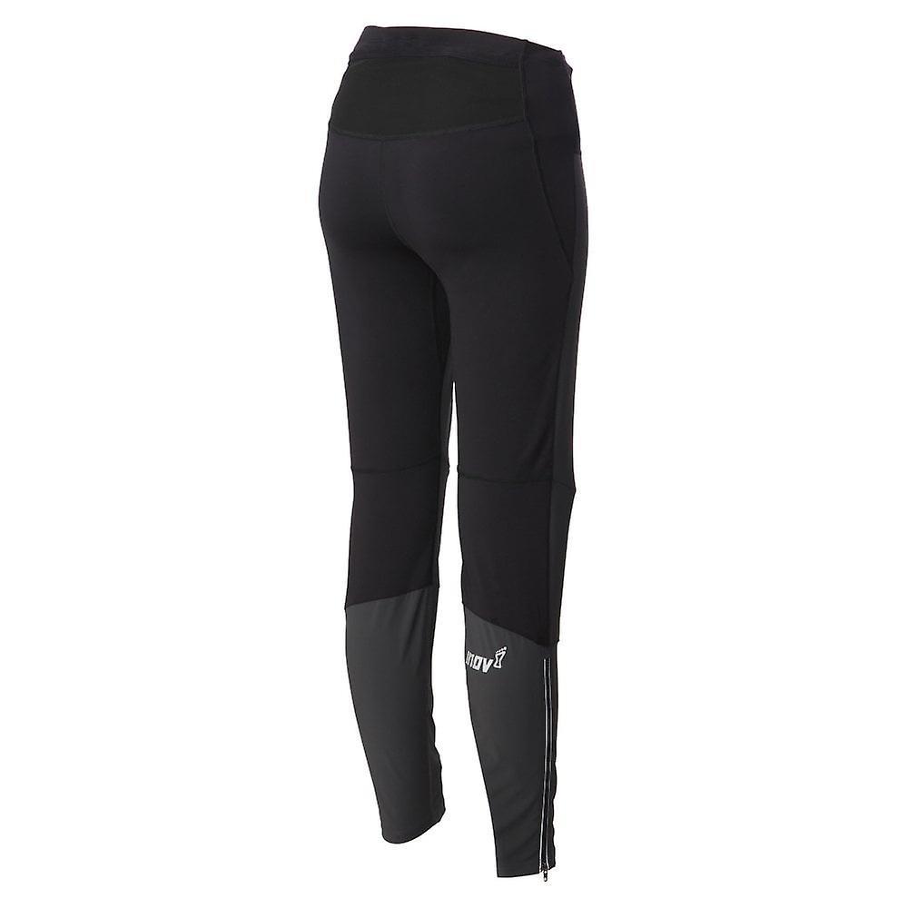 Inov8 Womens Waterproof & Windproof Winter Running Tights Black/grey
