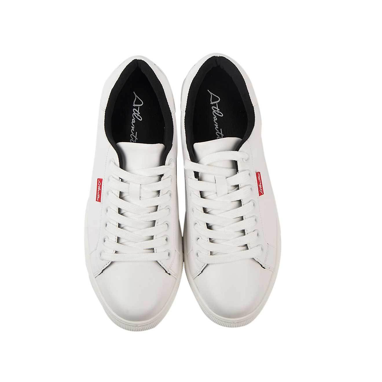 Original sin white sneakers