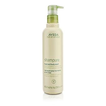 Corps et main Shampure Aveda lavent 250ml/8.5 on