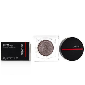 Shiseido Aura Dew tvár, oči, pery-# 01 lunárny (striebro) 4,8 g/0.16 oz