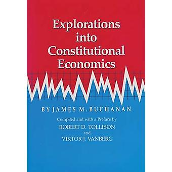 Explorations into Constit by Buchanan - 9780890969960 Book