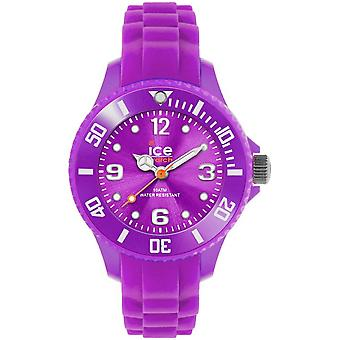 Ice forever Quartz Analog Children's Watch with Silicone SI Bracelet. Pe. M.S.13