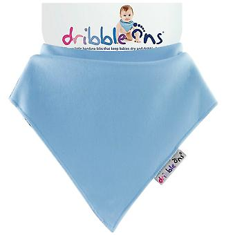 Sock Ons  Babero Dribble Azul Claro (Babies and Children , Toys , Others)