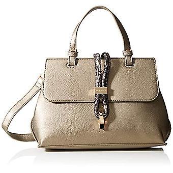 Bulaggi Bibis Handbag - Women Silver Backpack Bags (Zinn) 10x20x28 cm (B x H T)
