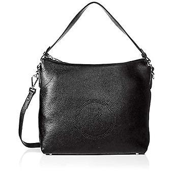 بوغنر سولدن ماري هوبو Mhz امرأة الكتف bagBlack (أسود) 12x30x35 سم (W x H x L)