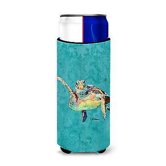 Loggerhead Turtle  Hi Five Ultra Beverage Insulators for slim cans 8672MUK