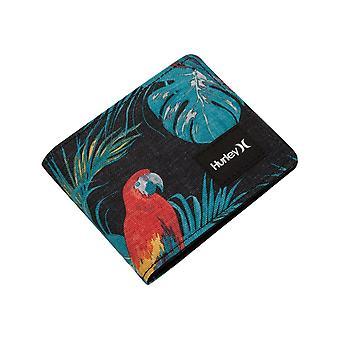 Hurley BiFold Wallet ~ Rebound blue mix