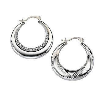 Crystelle - Women's earrings - silver sterling 925 - cod. 340210010