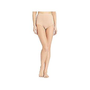Bali Women's Full Cut Fit Cotton Brief Soft Taupe XXX-Large