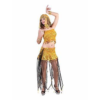Dancer Women's Costume Nightclub Sexy Dancer Costume Women's Theme Party JGA Carnival
