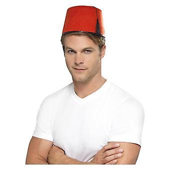 Mens Fez chapeau déguisements accessoires