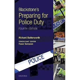 Blackstones forberede politiet pligt