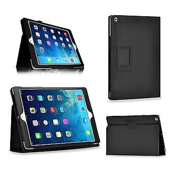 Flip & Stand Smart stand iPhone 2/ iPad 3/iPad 4 Cover Black