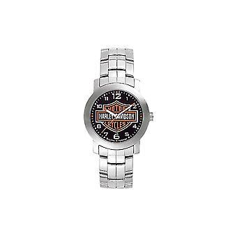 Harley Davidson 76A019 Men's Bracelet Wristwatch