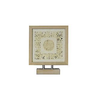 Natuurlijke schaduw doos object of muur art