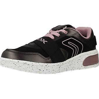 Geox Zapatillas 0nf6k J Xled Girl Color C0618