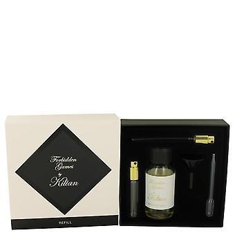Forbidden games eau de parfum spray refill by kilian 538860 50 ml