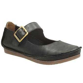 Clarks Janey June Womens Mary Jane Shoes