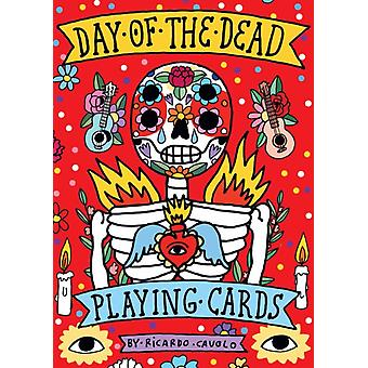 Playing Cards Day of the Dead