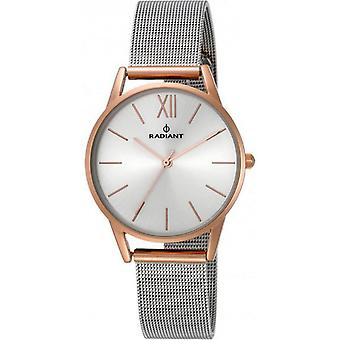 Radiant new fusion watch for Women Analog Quartz with RA438205 stainless steel bracelet