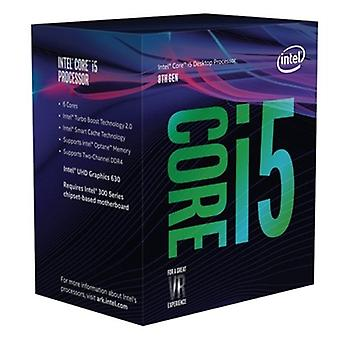 Prosessori Intel Intel Core i5-8400-prosessori BX80684I58400 Intel Core i5 8400 2,8 GHz 9 MB LGA 1151 BOX