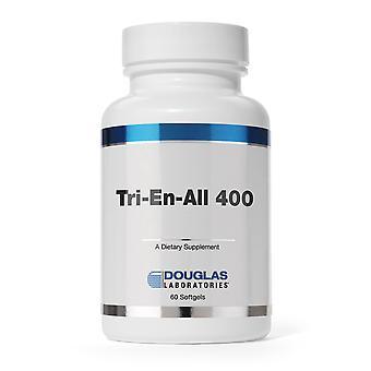 Tri-En-All 400 (60 Softgel Capsules) - Douglas Laboratories