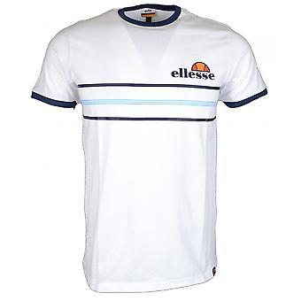 Ellesse Gentario valkoinen puuvilla t-paita