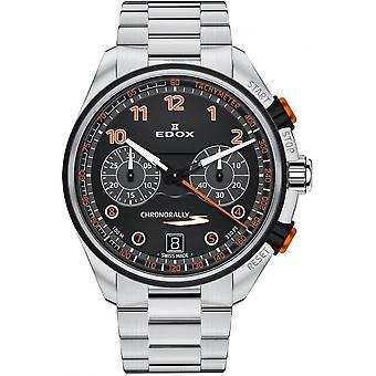 Edox Miesten Watch 09503 3NOM NOO chronographs