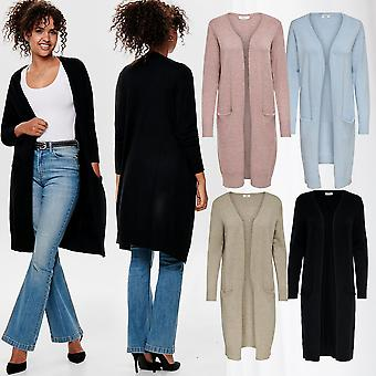 JDY Women's Cardigan Jacket Long Sleeve Vest Casual ONLY Jacqueline de Yong