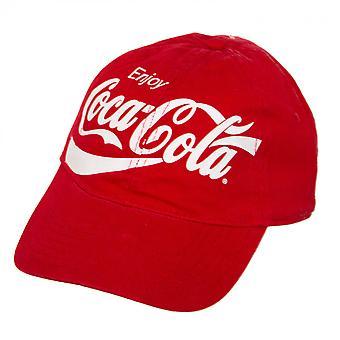 Chapeau de Logo de Coca Cola