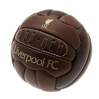 Liverpool FC Retro Heritage Mini Ball