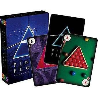 Pink floyd - dark side of the moon playing cards