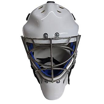 Vaughn Goalie Mask 9500 SB Senior M - Cat Eye White