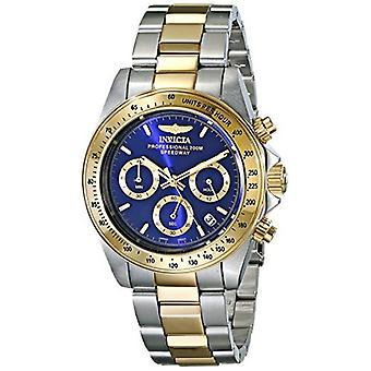 Invicta Speedway 3644 ruostumaton teräs Chronograph Watch