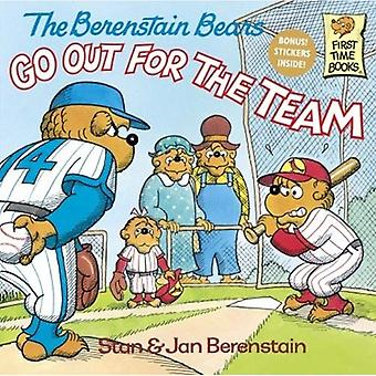 Berenstain Bears Go Out for the Team (Berenstain Bears (Prebound))