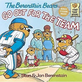 Osos de Berenstain salen para el equipo (osos de Berenstain (Prebound))