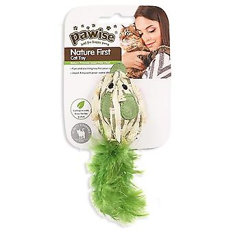 Pawise Nature First Cats Bird Paper (Cats , Toys , Plush & Feather Toys)