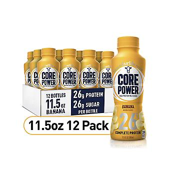 Core Power Banana Milkshake-( 414 Ml X 12 Bottiglie )
