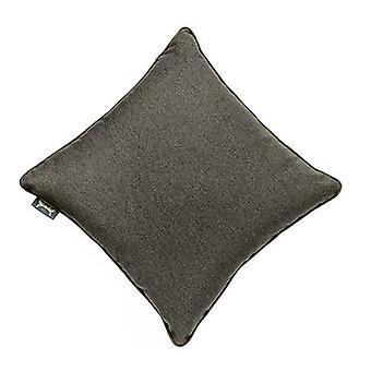 """Graphit weiche Wolle Feel 24"""" Hohlfaser gefüllt Scatter Sofa Kissen mit kontrastierenden Rohren"""