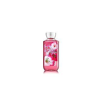 (2 Pakke) Bad kroppen fungerer shea vitamin E dusj gel kirsebærblomst