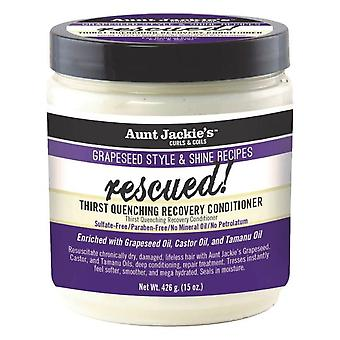 Tante Jackie's Grapeseed Power Wash Sjampo 355ml