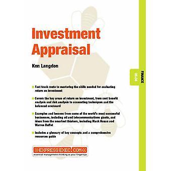 تقييم الاستثمار بها كين لانغدون-كتاب 9781841122533